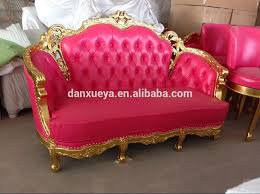 pink leather sectional sofa pink sofa golden sofa luxury royal sectional sofa from foshan
