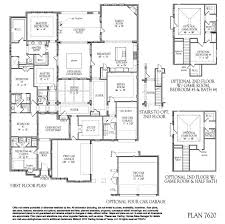 7620 plan floor plan at newman village renaissance in frisco tx
