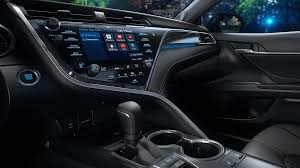 toyota camry dashboard 2018 toyota camry dashboard toyota of naperville