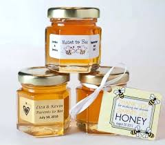 honey wedding favors honey sayings for wedding favors wedding favor labels honey
