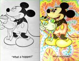 31 disney coloring book corruptions horrify child