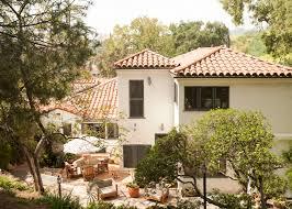 Exterior Home Design Los Angeles Interior Designer U0027s Los Feliz Spanish Revival Home Embraces The
