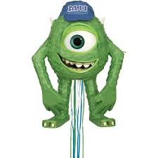 monsters university pinata pull string walmart
