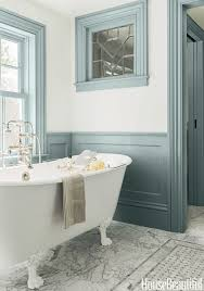 What Colors Go Good With Gray by 70 Best Bathroom Colors Paint Color Schemes For Bathrooms