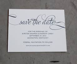 save the date cards classic calligraphy save the date cards with envelopes cardinal
