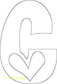 coloring pages for letter c the letter c coloring pages c coloring pages with full letter c