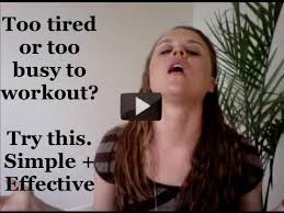 Tired At Work Meme - too tired to workout do this simple but effective youtube