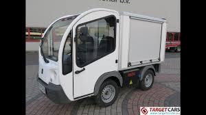 electric utility vehicles 775965 goupil g3 electric utility vehicle utv box van 12 2011