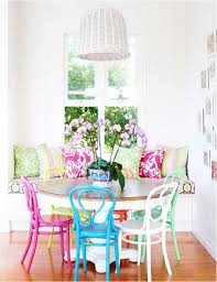 Kitchen Table Decorating Ideas Best 25 Colorful Kitchen Tables Ideas On Pinterest Diy Dinning
