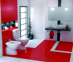 Black And Red Bathroom Ideas Colors Red Bathroom Decor Red Bathroom Design Ideas Red Bathroom Designs