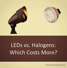 Led Bulbs For Outdoor Lighting by Outdoor Led Bulbs Cost More Than Halogen Fact Or Myth Orlando