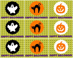 halloween name tag printables u2013 festival collections