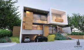 Modern Architecture House Fachadas Creato Arquitectos Bosque Pinterest Architecture