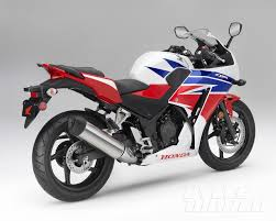 2015 Honda Cbr300r Entry Level Sportbike Motorcycle Review First
