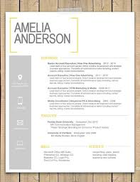 Modern Resume Samples by This Yellow And Grey Resume Template Is Professional Simple