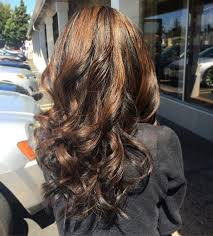 long brown hairstyles with parshall highlight 60 stunning dark and light brown hair with highlights ideas