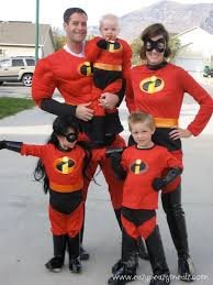 Incredibles Halloween Costume Spooktacular Ways Eat Drink Scary Eazy Peazy Mealz