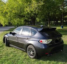 Subaru Wrx Sti Hatchback 2012 Subaru Impreza Wrx Sti Shark Fin Antenna U2013 Visual Garage Inc