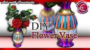 Diy Plastic Bottle Vase Plastic Bottle Art Mp4 Hd Video Download U2013 Hdkeep Com
