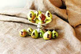 thanksgiving email message thanksgiving pear decorations jessica burns