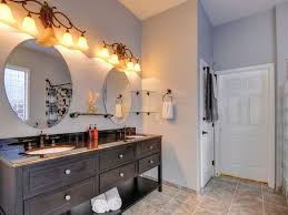 traditional master bathroom with double sink u0026 undermount sink in