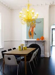 Chandelier Over Table Your Fresh Dose Of Inspiration For New Dining Room Décors