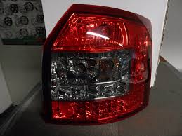 audi a4 tail lights back rear tail lights led in red black for audi a4 b6 avant 09 01 10