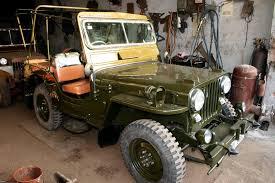 jeep willys for sale jeep cj3a team bhp
