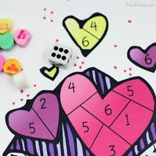 valentines kids printable for kids 2 ways to play