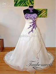 plus size wedding dresses with purple accents wedding guest dresses