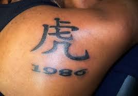 artistic chinese tattoo symbols lettering tattoos tattoomagz