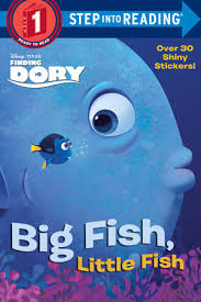 Finding Nemo Story Book For Children Read Aloud Big Fish Fish Disney Pixar Finding Dory By Webster