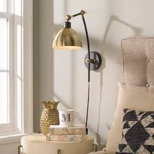 Wall Sconce Lamp Shades Swing Arm Wall Lamps Shades Of Light