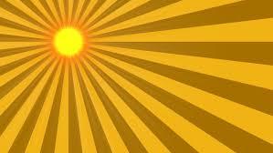 sunlight yellow background stock footage 440485