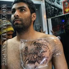 tattoos for men indian best tattoo shop in chandigarh 23gunstattoo