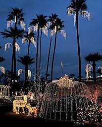 holiday lights in phoenix glitter and glow in december