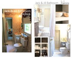 jack and jill bathroom ideas best jack and jill bathrooms from jack jill bathroom before and