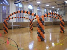 Halloween Birthday Party Decorations Balloon Arch Halloween Dance Floor Balloon Halloween Figures