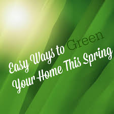 tips for an eco friendly home this spring our piece of earthour
