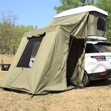 Side Awning Tent 104 Best Roof Top Tent Images On Pinterest Roof Top Tent Shells