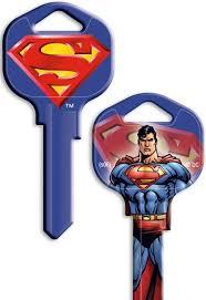superman batman keys