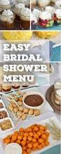 best 25 bridal shower menu ideas on pinterest bridal shower