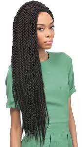noir pre twisted senegalese twist outre x pression crochet braid senegalese twist large 18 24 inch