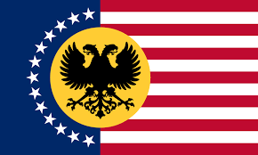 Byzantine Empire Flag Unified Exarchates Of Neo Byzantium Flag By Cyberphoenix001 On