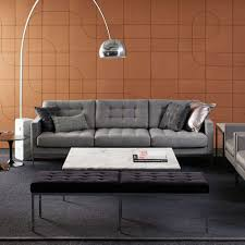florence knoll lounge sofa by knoll yliving