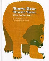 brown brown what do you see by bill martin jr