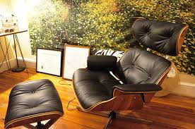 Used Eames Lounge Chair Restoring A Vintage