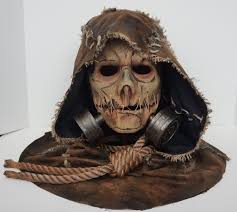 Scarecrow Mask Arkham Scarecrow Mask Costume And Prop Ideas Pinterest