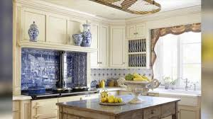 appliances painted kitchen blue cottage kitchen cabinets ideas