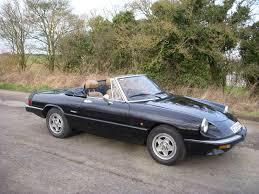 alfa romeo classic spider alfa romeo spider so many memories love this car u003c3 4 kids in
